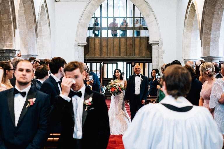 Safari wedding at Port Lympne Hotel and Reserve