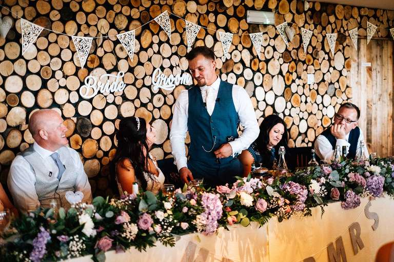 The best groom speeches of all time