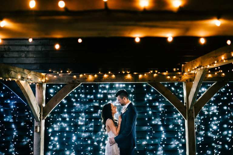Rustic wedding at Winters Barns with Kirsty