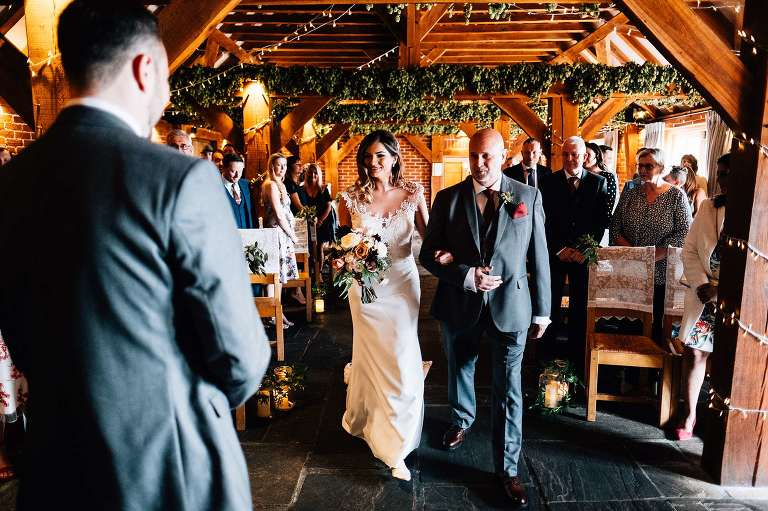 The Ferry House Inn wedding with Lorna and Vince