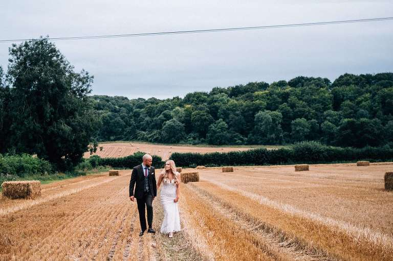 Wedding at The Tithe Barn in Hampshire
