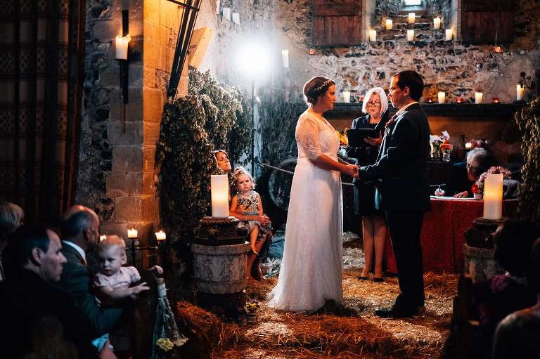 The Lost Village of Dode wedding