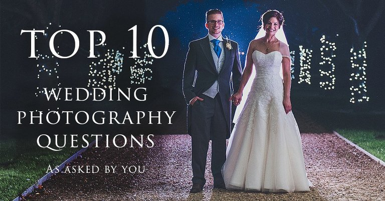 i get asked a lot of questions in regards to wedding photography how much does it cost what are the different types etc so i have decided to put the top