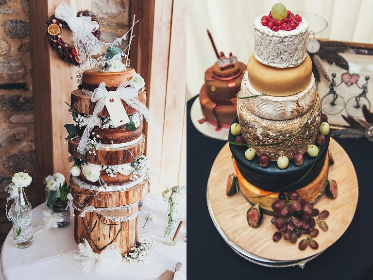 Cheese Wedding Cakes Sussex