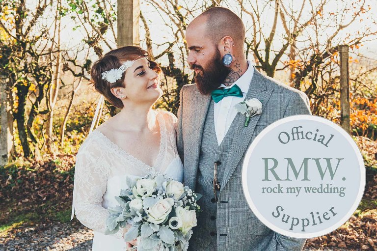 Rock My Wedding Publish The Wedding Of Vicky And Tom