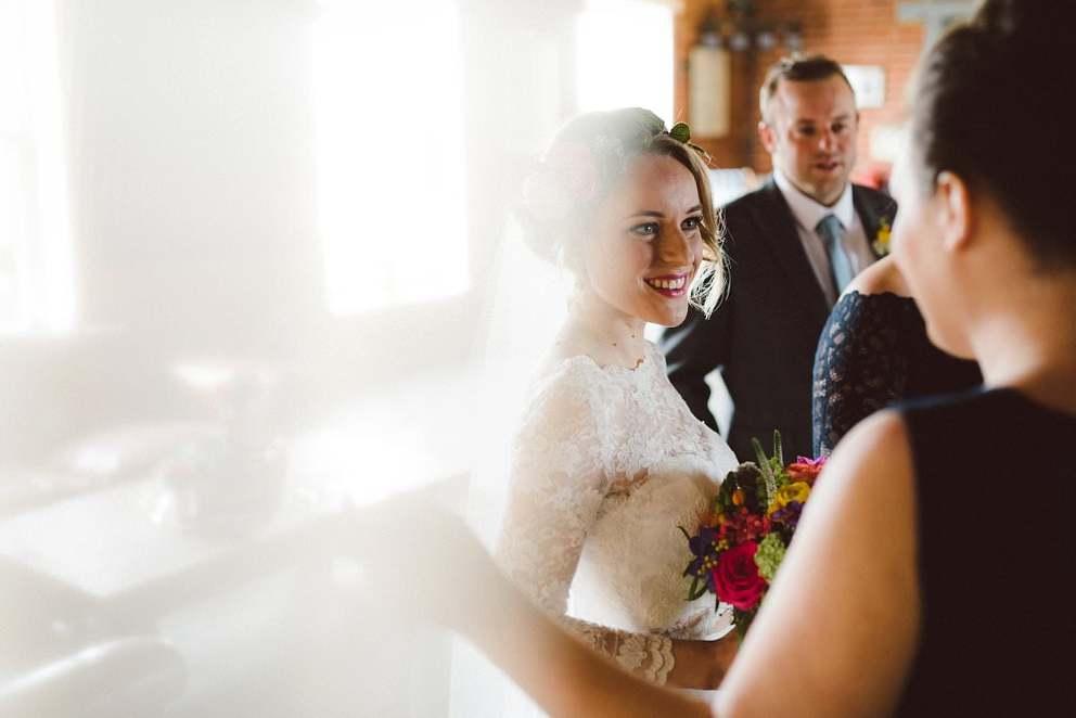 Creg quay wedding