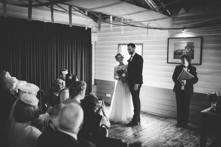 Charlotte & Sam's East Quay Venue Wedding In Whitstable