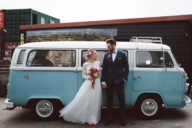 East Quay Venue Wedding In Whitstable