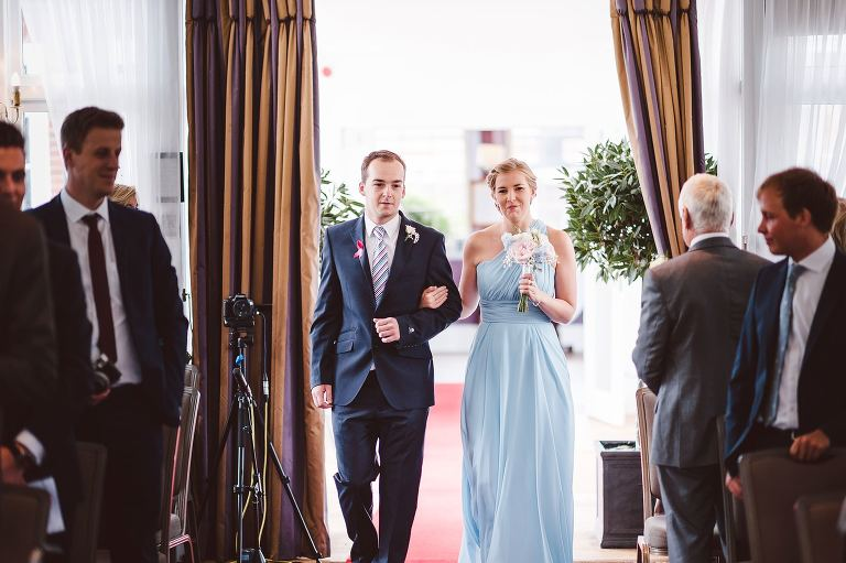Chilston Park Hotel wedding with Emma and Ed