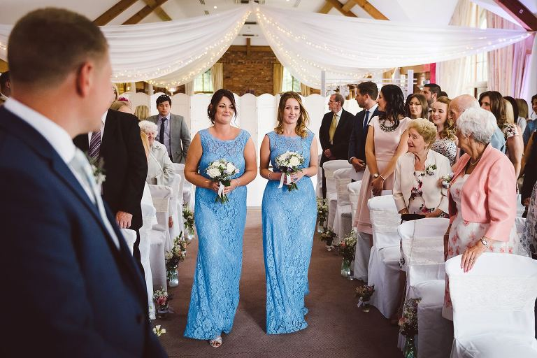 Westerham Golf Club Wedding With Emily and Ed