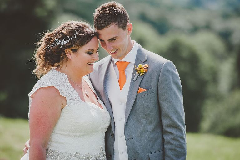 Colourful And Rustic Farm Wedding In Kent with Alice and James