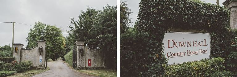 Down Hall Country House Wedding With Vicki And Will