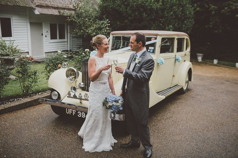 Wedding At Rowhill Grange With Jane And Lee