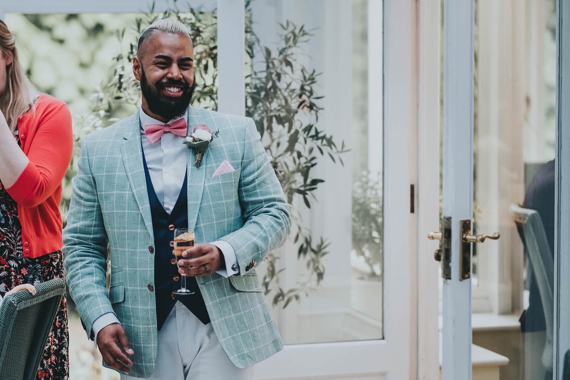Mulberry House Wedding // Laura and Sham // Ross Hurley Photography