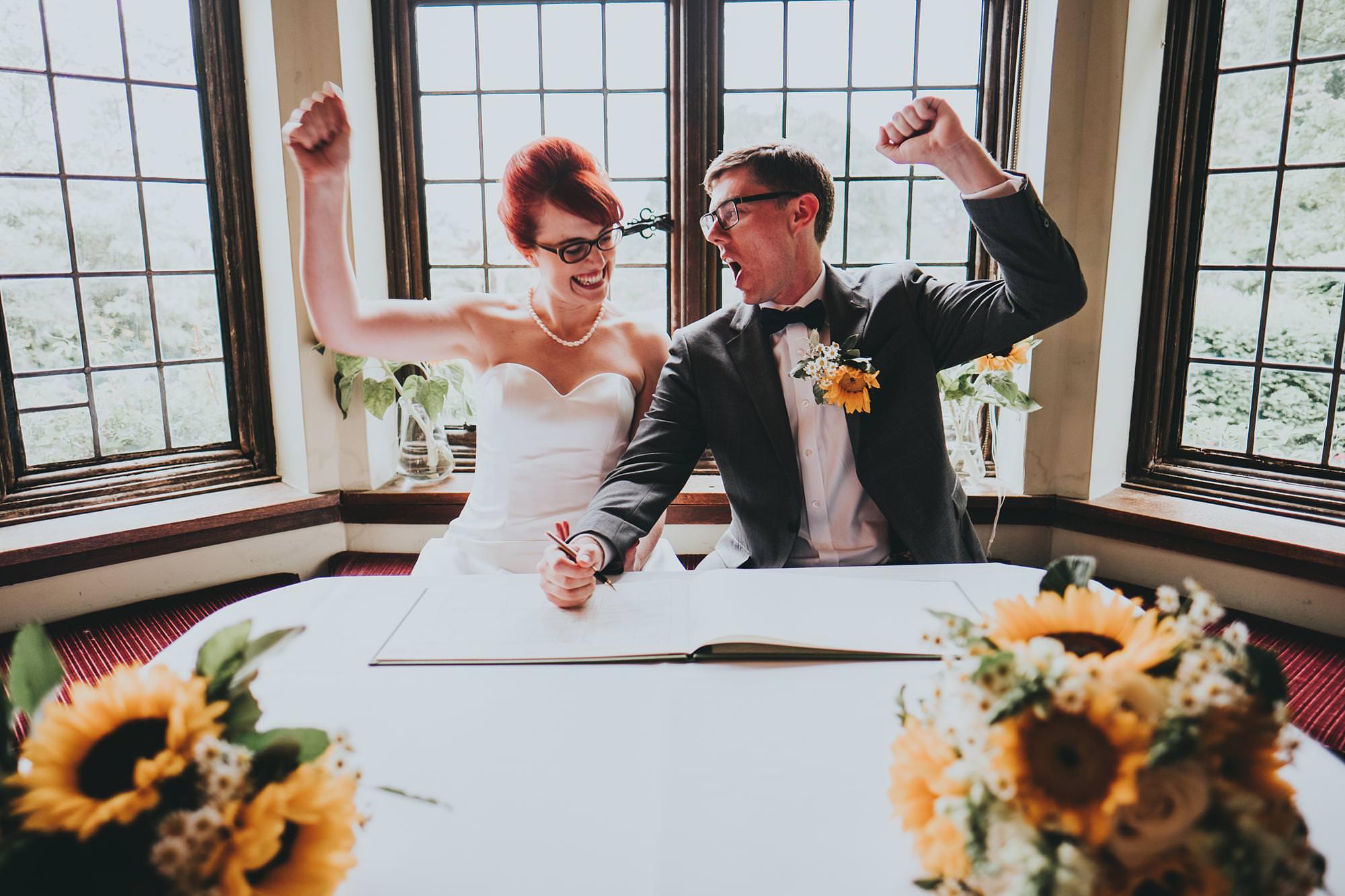 Hoath House Wedding