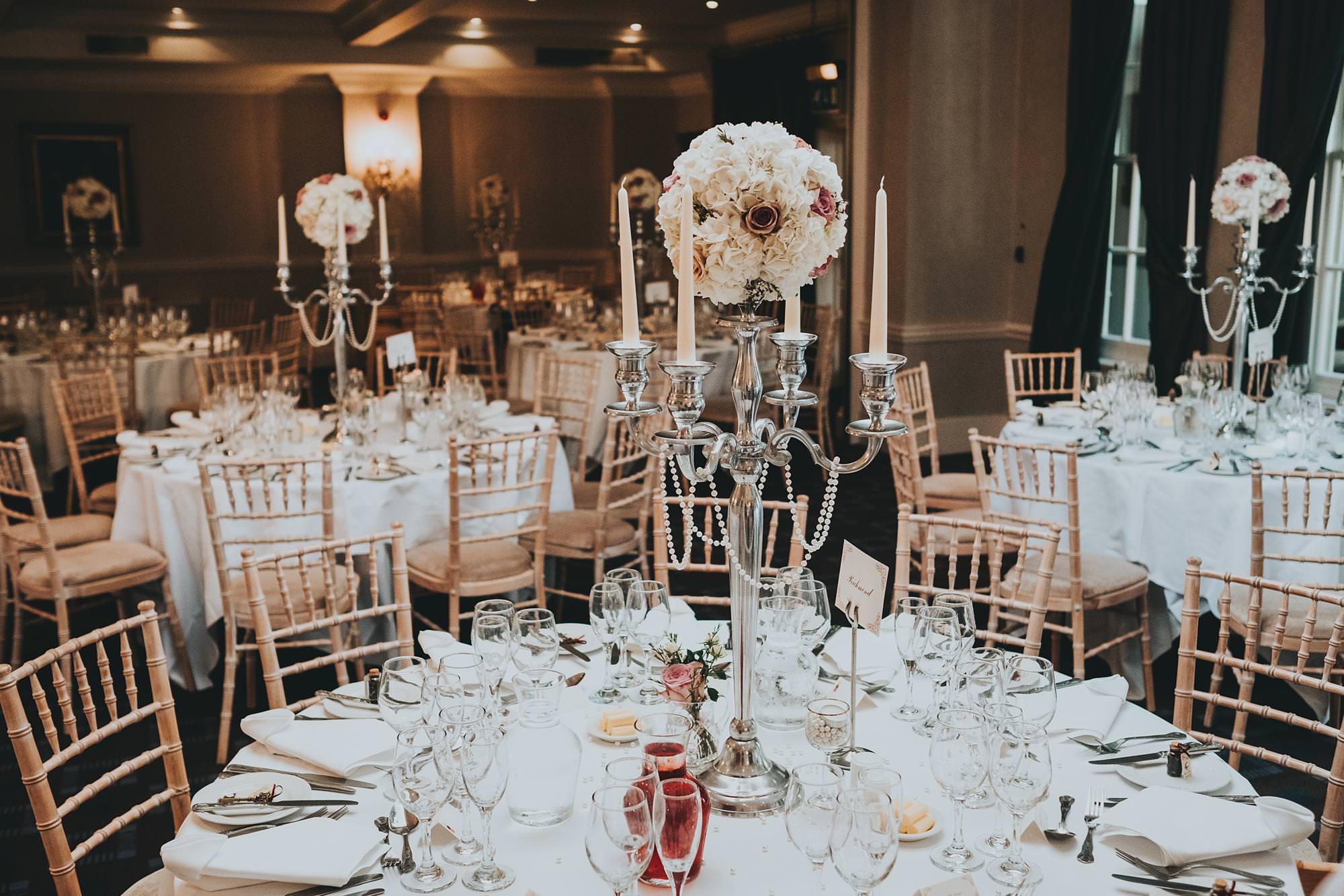 Wedding At Chilston Park Hotel