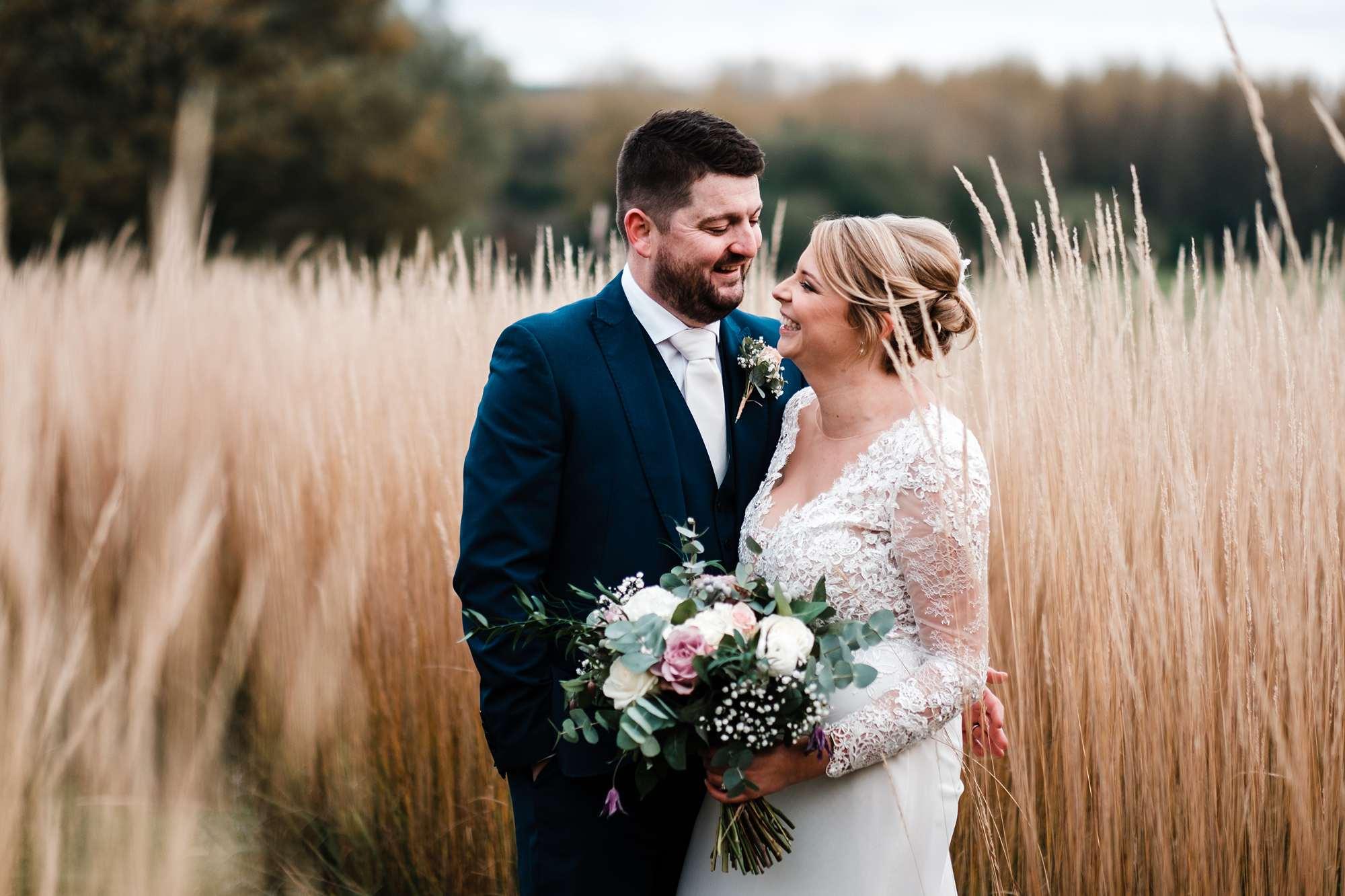Bury Court Barn wedding in Hampshire