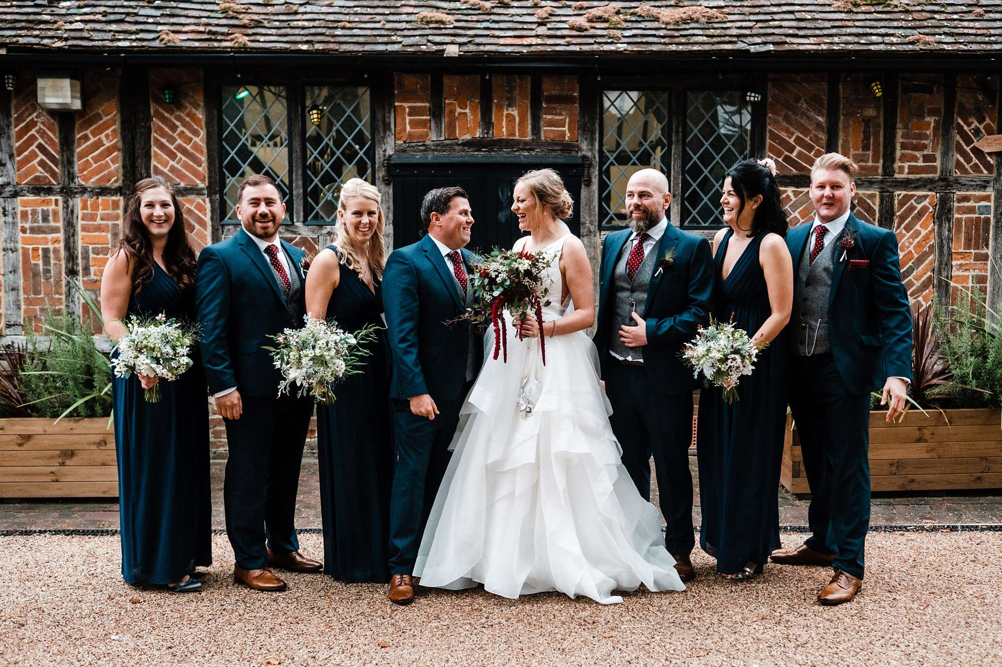 Wedding at Chilham Village Hall