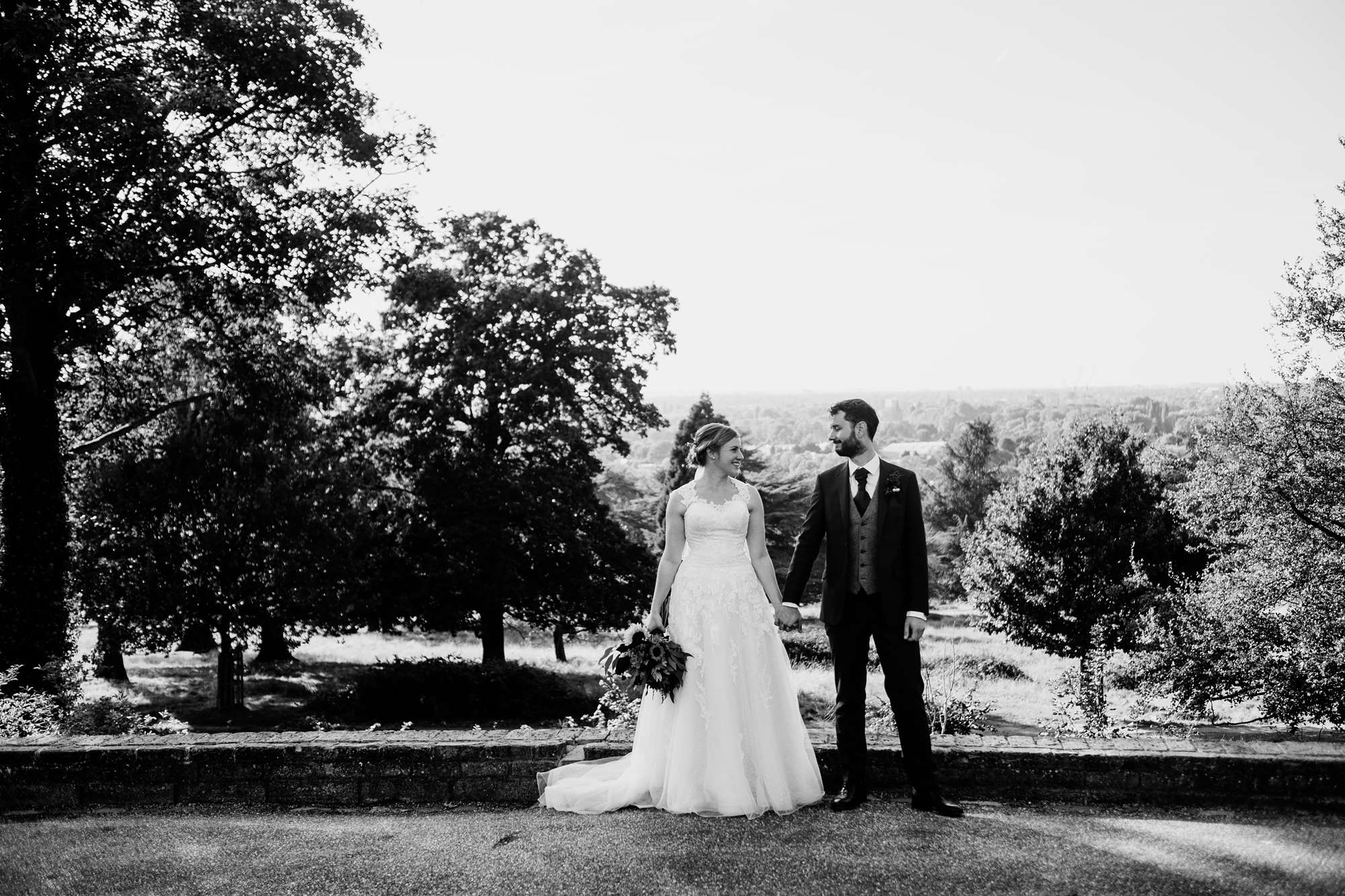Wedding at Pembroke Lodge