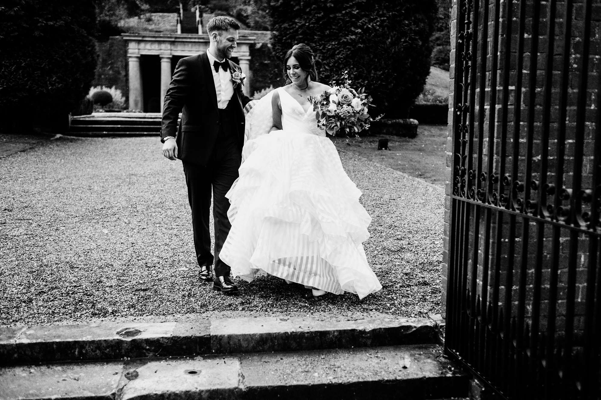 Wedding at Wotton House in Surrey