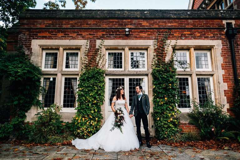 Wedding at Cantley House Hotel