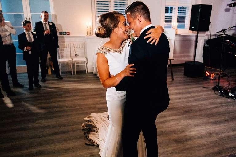 Wedding at One Warwick Park Hotel