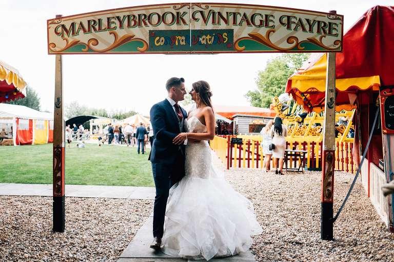 Marleybrook House wedding