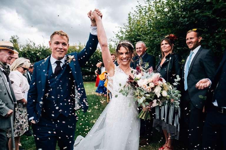 Elmley Nature Reserve Wedding