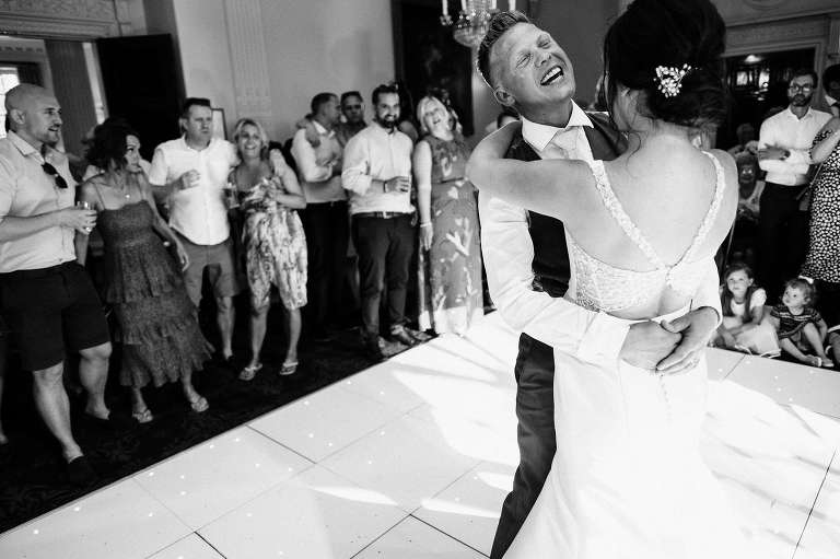Hot and Sunny wedding at Buxted Park Hotel