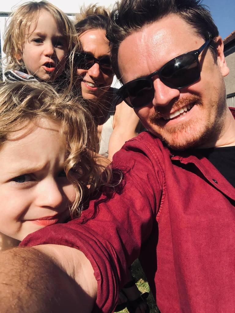 Life in coronavirs lockdown for Kent wedding photographer Ross Hurley