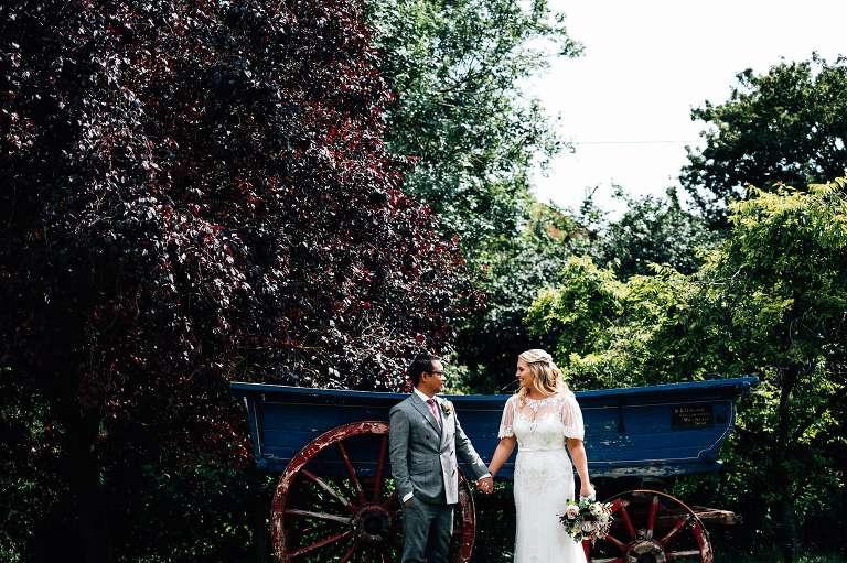 Summer Cooling Castle wedding with Lauren and Apichart