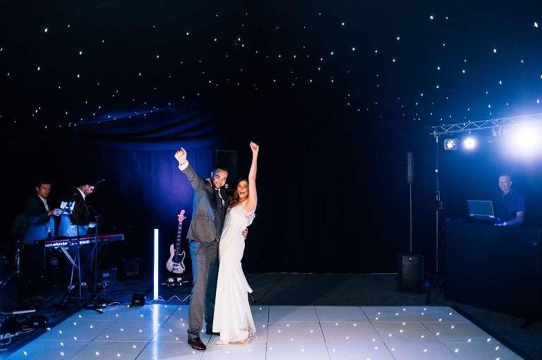 The Ferry House Inn wedding