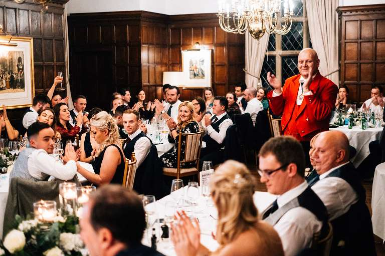 Christmas Wedding at Eastwell Manor