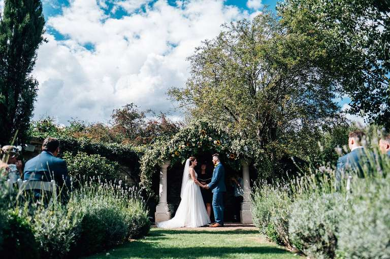 Wedding at Marleybrook House